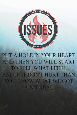 ... issues band the worst of them AJ Rebollo Tyler Acord Skyler Acord