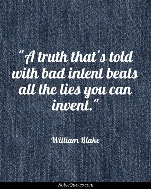 William Blake Quotes | http://noblequotes.com/
