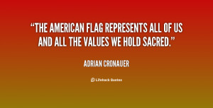 American Quote...