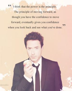 sense Downey Holmes, Iron Man, Funny, Power, Robert Downey Jr Quotes ...