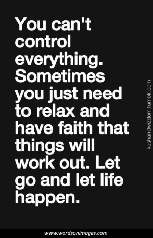 Life happens quotes