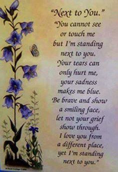 sister grief poems - Google Search More