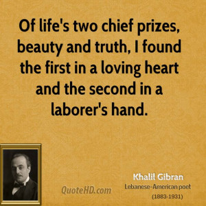 Gibran Khalil Gibran Goodbye Quotes
