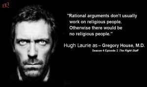 Rational arguments don't usually work on religious people. Otherwise ...
