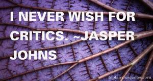 Jasper Johns Quotes Pictures