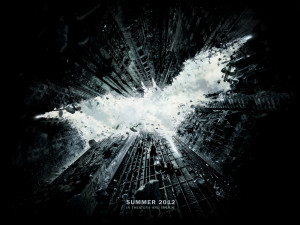 The Dark Knight Rises First Wallpaper & Poster