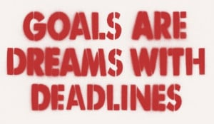 SMART Goal Setting and Your GRE Prep uses a fitness goal-setting ...