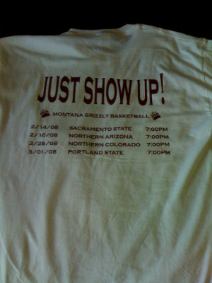 Track And Field Quotes For Shirts Anyway, the shirts were given