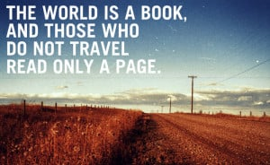 Our Favorite Travel Quotes