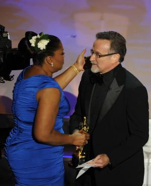 Mo'Nique on Her Academy Award: