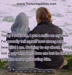 Picture quotes i am proudly tell myself how strong