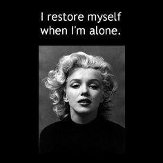 Acting Quotes And Sayings Movie actor quote marilyn