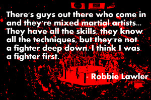 Soccer Goalie Quotes Inspirational Robbie lawler quotes