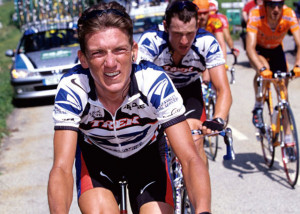 Tyler Hamilton and Lance Armstrong were teammates at the team US ...