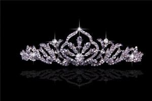 Home » Princess Rhinestones Wedding Bridal Tiaras