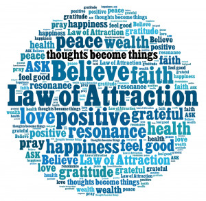 Secret of Law of Attraction
