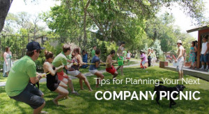 Tips for Planning Your Next Company Picnic