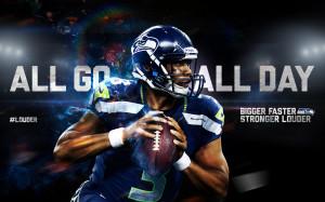 Russell Wilson – Seattle Seahawks – NFL Background