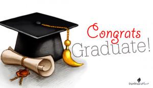Congratulations, Graduate! Ecard