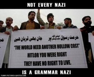 Grammar Nazi | Funny Pictures and Quotes