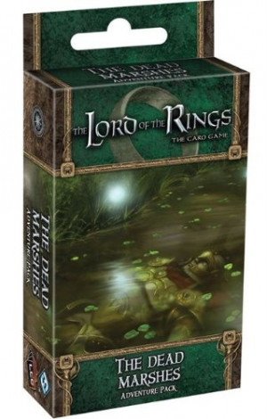 The Lord Of The Rings LCG The Dead Marshes Adventure Pack