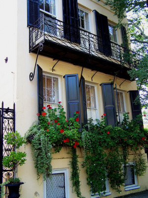 Charleston Home by Gredlie, via Flickr. I want to live in South ...