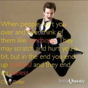Chris Colfer Quote