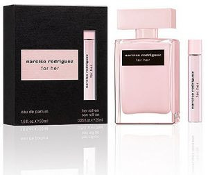 Narciso Rodriguez Gift Set For Her Eau De Perfume Sample Beauty