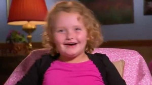 Honey Boo Boo's weight loss; Alana Thompson reveals a thinner figure ...