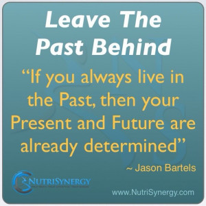 Leave Your Past Behind