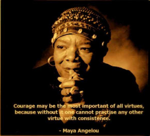 ... Maya Angelou's poetry. New members welcome! Please bring your lunch