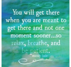 Just believe!!