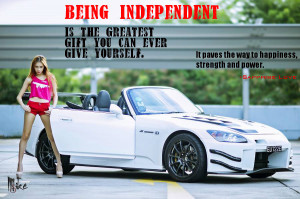 Being Independent Quotes