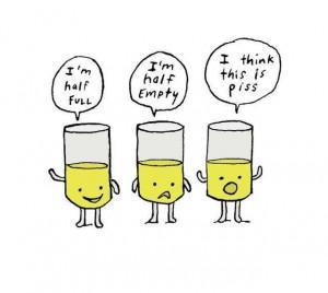 Optimism VS Pessimism VS Realism