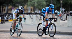 Tour de France 21 etape 2013 Juan Flecha David Millar i udbrud