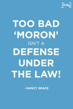 Get more from Nancy Grace at 8/10 p.m. EST on HLN! #Quotes More