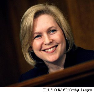 ... serving in Congress. Senator Kirsten Gillibrand (D-NY) is one of them