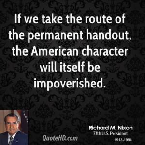 Richard Nixon Quotes