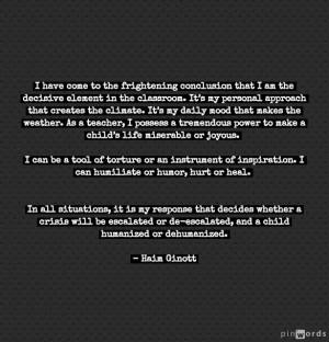 ... .com/2012/12/09/quote-this-haim-ginott-on-a-teachers-influence