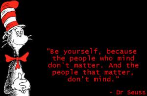 Happy Birthday, Dr. Seuss!!!