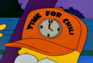 Simpsons+Chili+Cookoff+Red+Hot+Chili+Peppers+Funny+Cartoon+Hat+Homer ...