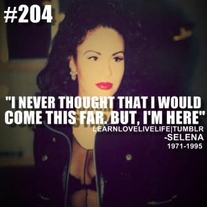 Selena quintanilla quote wallpapers