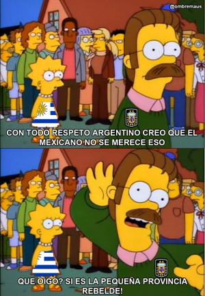 Ned Flanders Meme Ned flanders el argentino