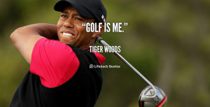 Tiger Woods Nike Vapor