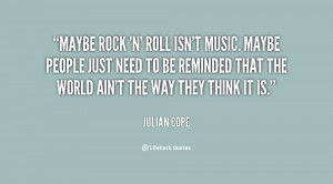 Rock And Roll Quotes Funny