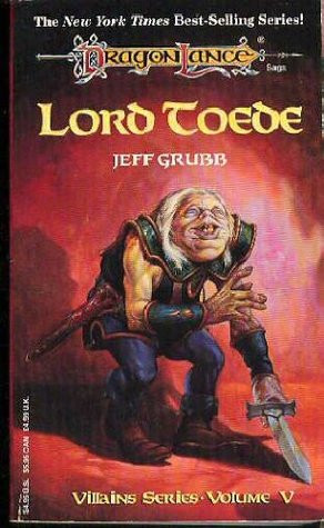 """Start by marking """"Lord Toede (Dragonlance: Villains, #5)"""" as Want ..."""
