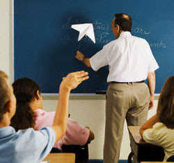 Substitute teaching has its challenges