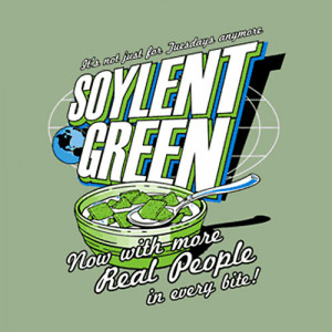 soylent green imagery and merchandise for the record soylent green ...