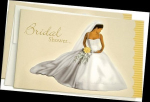 Choosing Bridal Shower Invitations - 5 Considerations