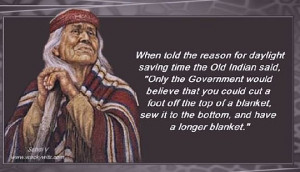 funny indian native American quote